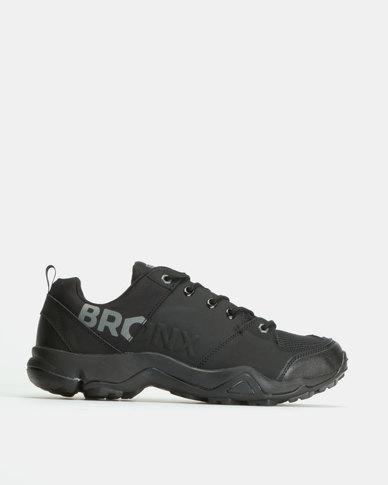 Bronx Men Sherman X Sneakers Black