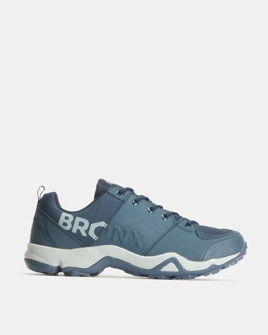 Bronx Men Sherman X Sneakers Navy