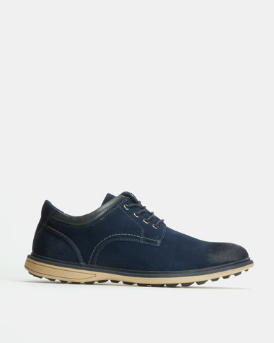Bronx Men Keaton Casual Shoes Navy