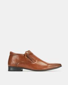Anton Fabi Rosetti Formal Shoes Brown