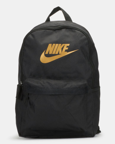 Nike Nk Heritage Backpack  2.0 Black