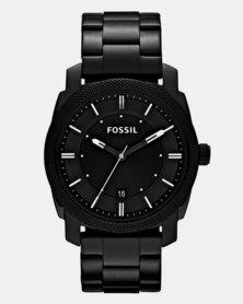 Fossil  Machine Mid SS Watch Black