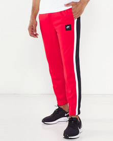 Nike M NSW Nike Air Pants PK Red