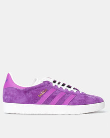adidas Originals Gazelle Sneakers Actpur/Shopur/White