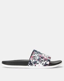 adidas Originals Adilette Comfort Slides White/Black