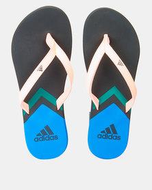adidas Originals Eezay Flip Flops Cleora/Gresix/Trublu