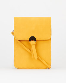 Blackcherry Bag Must Have Micro Bag Mustard