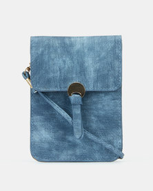 Blackcherry Bag Must Have Micro Bag Blue