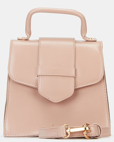 Blackcherry Bag Mini Crossbody Dusky Pink Bag