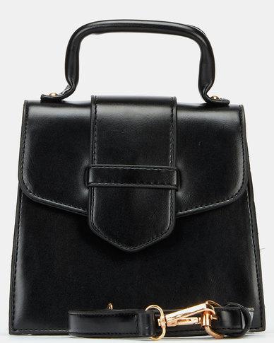 Blackcherry Bag Mini Crossbody Bag Black