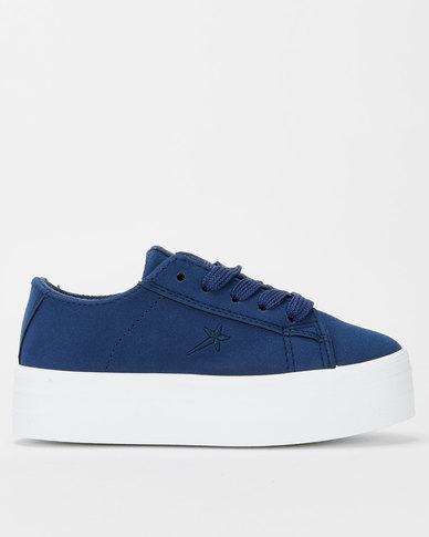 Soviet Girls K Bella Sneakers Navy