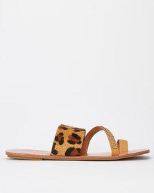 Dolce Vita Native Sandals Tan