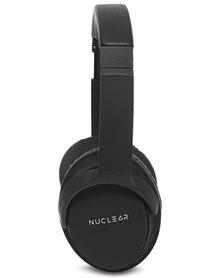 Nuclear Wireless Headphones Black