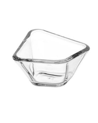 Decorative Clear Glass Bowls.Leonardo Clear Glass Bowl Panarea 13 Cm