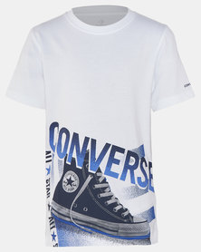 Converse 1908 Worldwide Tee White
