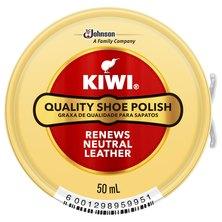 Kiwi Shoe Polish Neutral - Pack of 24 x 50ml