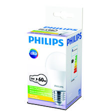 PHILIPS 5W 27mm Edison Screw LED - Warm White - Pack of 12
