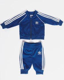 adidas Originals Infants Superstar Set Navy