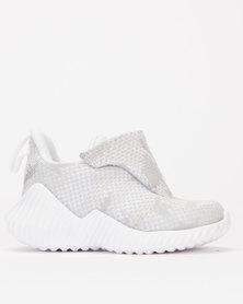 adidas Performance Infants FortaRun Sneakers Grey