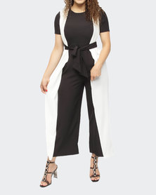 Style by L Jumpsuit White