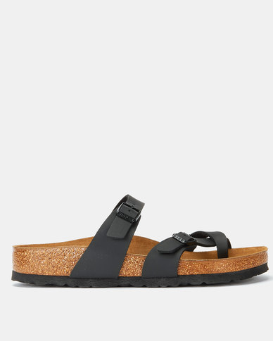 Birkenstock Arizona Core 2 Strap Slide Black