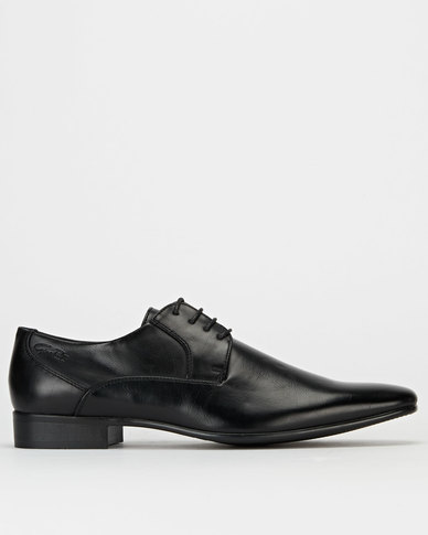 Gino Paoli Lace Up Formal Shoes Black