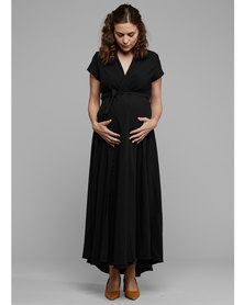 MARETH & COLLEEN Philly4Mom Dress Black