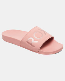 Roxy Slippy II Sandals Rose