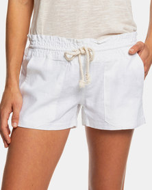 Roxy Oceanside Shorts Sea Salt