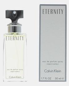 Calvin Klein Eternity Eau de Parfum Spray 50ml