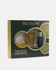 Revlon Moondrops Pamper Pack 30ml Eau De Toilette/90ml PBS/150ml Body Lotion