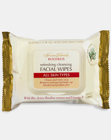 African Extracts Cleansing Facial Wipes All Skin Types 25s