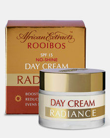 African Extracts Radiance No-Shine Day Cream SPF15 50ml