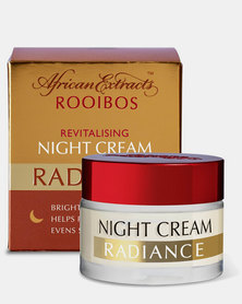 African Extracts Radiance Revitalizing Night Cream 50ml
