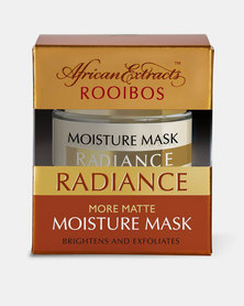 African Extracts Radiance More Matte Moisture Mask 50ml