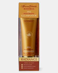 African Extracts Radiance Moisturising Illuminator SPF20 50ml