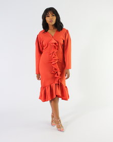 Bela Moca Boutique The Frills Dress