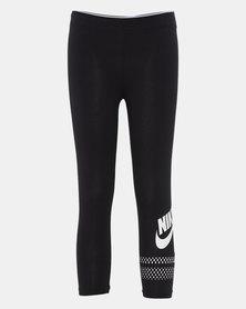 Nike NKG G  NSW FAV Futura GX Leggings Black