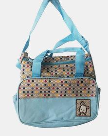 HappyDeals- 5 in 1 Baby Carrier Bag Set-Sky Blue