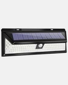 HappyDeals-Solar  118 LED Wall Solar Light