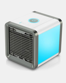 HappyDeals-Ontel Arctic Personal Air Cooler -White