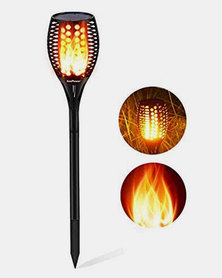 HappyDeals-Solar Outdoor Flame Lights