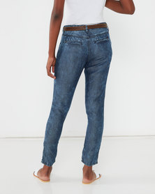 Utopia Tencel Denim Jeans Blue
