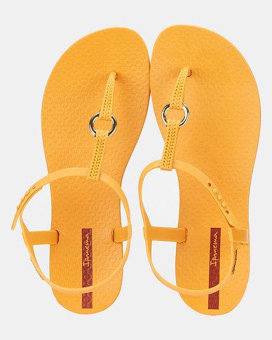 Ipanema Class Loop Pop Sandals Orange