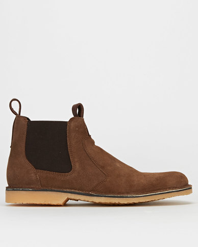 Grasshoppers Hudson Trapper Boots Coffee/Choc