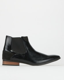 Mazerata Magio 42 Boots Black