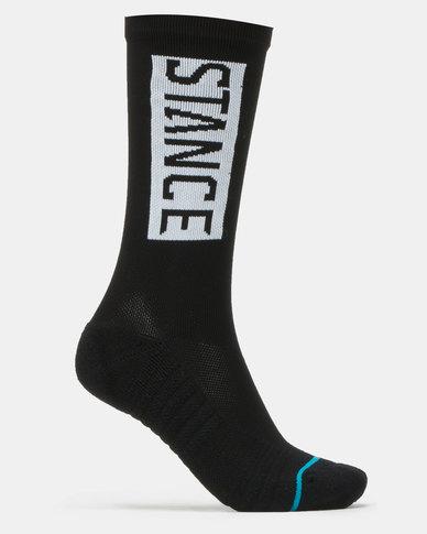 Stance Performance OF TRAIN CREW Socks Black