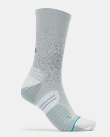 Stance Performance UNCOMMON RUN CREW Socks Grey