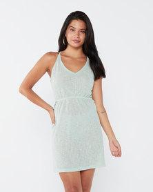 Lizzy Kalei Dress Green