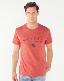 Lizzard Irwin Red